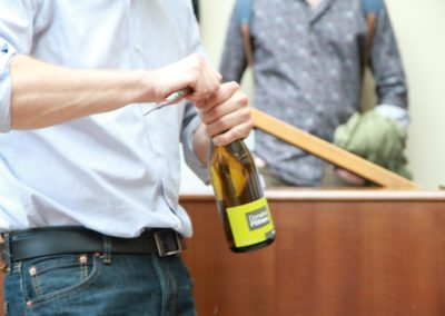 Romain Paire nous présente ses vins