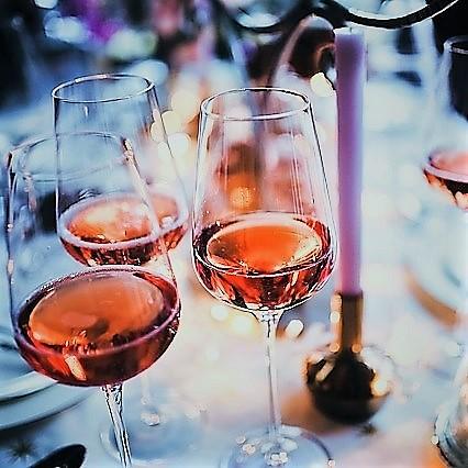 boire du rosé en hiver