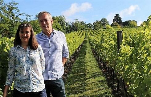 A l'aube de la cinquantaine ils deviennent vignerons – Véronique et Frédéric Broutet – Domaine de Beyssac – portrait