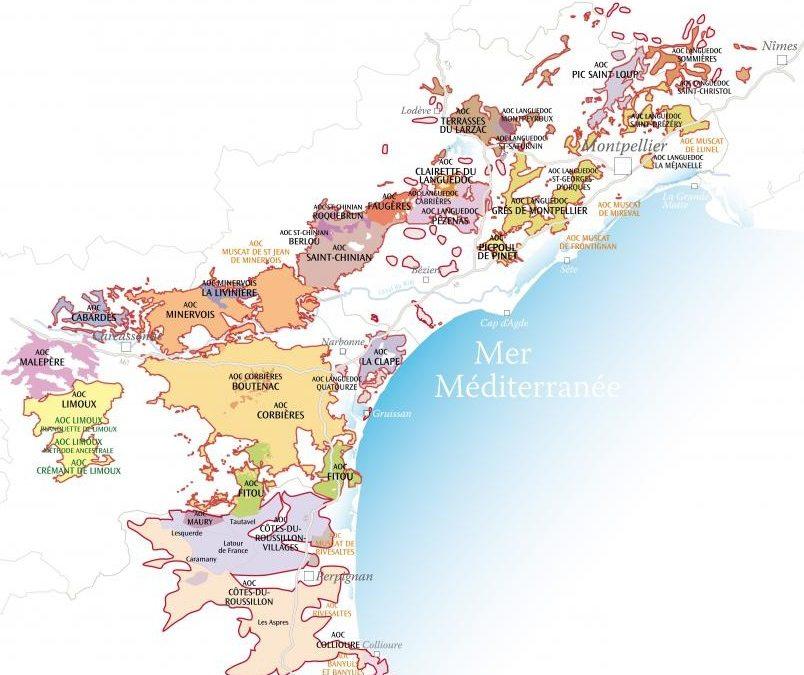 Jadis terre de vins de masse, le Languedoc a fait sa métamorphose !