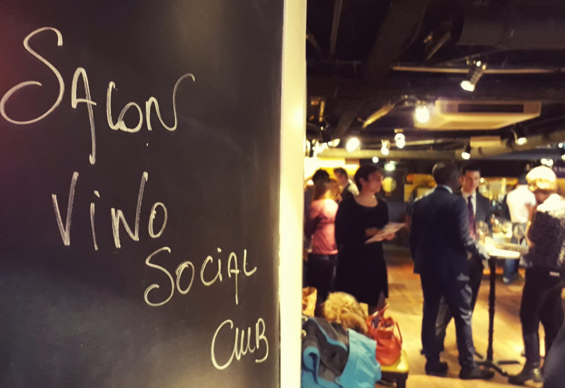 Vino Social Club Salon Vignerons