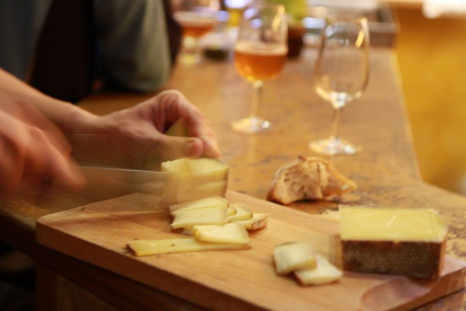 Vino Social Club dégustation Vins et fromages