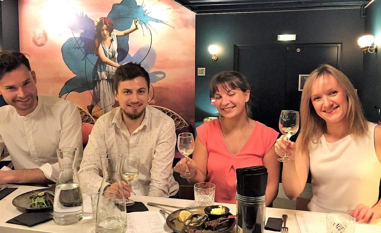 Vino Social Club Dégustations Entreprises